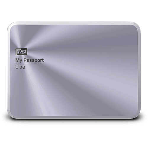 WD My Passport Ultra Metal Edition (2TB)