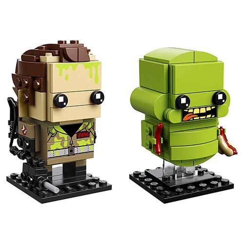 LEGO BrickHeadz Peter Venkman & Slimer