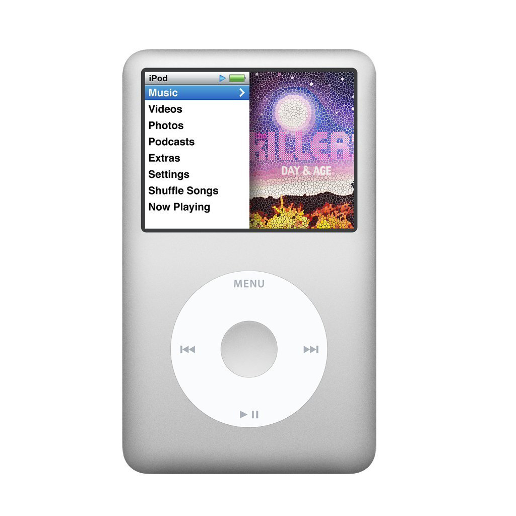 Apple iPod Classic 160 GB