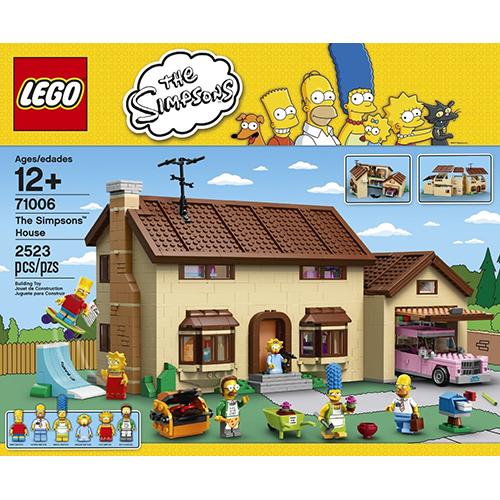 LEGO Das Simpsons Haus