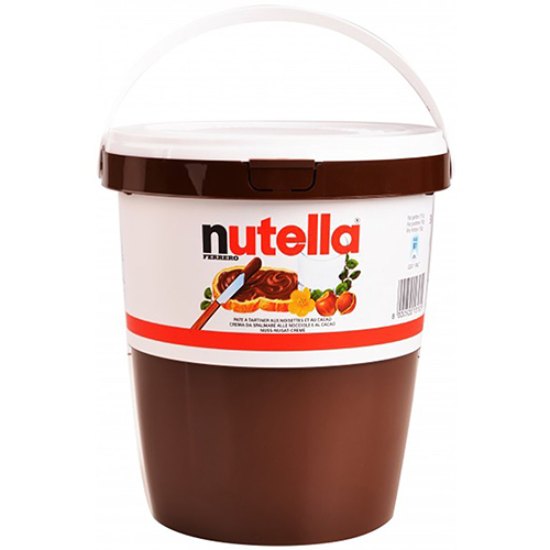 Nutella XXL-Becher